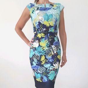 Anthea Crawford Midi Dress